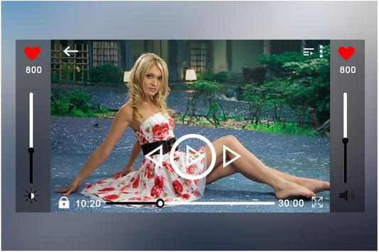 Movie Video Player screenshot 3
