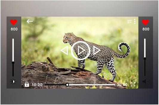 Movie Video Player screenshot 2