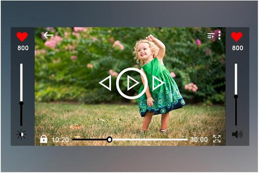Movie Video Player screenshot 5