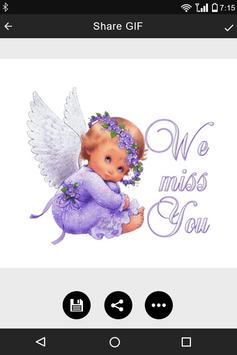 Miss You GIF Collection apk screenshot