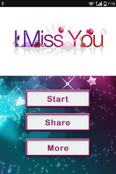 Miss You GIF Collection poster