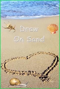 Name Art on Sand screenshot 1