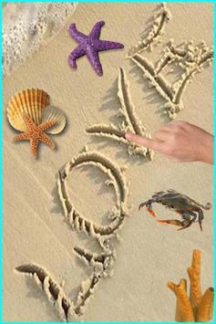Name Art on Sand screenshot 4