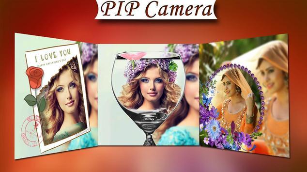 PIP Camera Photo Editor apk screenshot