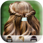 Girls HairStyles - Design HD icon