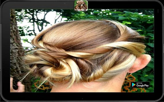 Girls HairStyles - Design HD screenshot 5