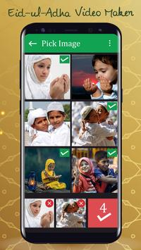 Eid Ul Adha Video Maker With Islamic Themes poster