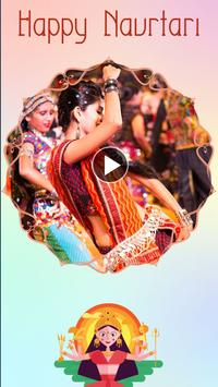 Navratri Video Maker With Music apk screenshot