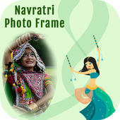 Navratri Photo Frames icon