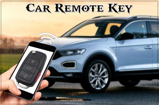 Car Key Lock Remote Simulator screenshot 4