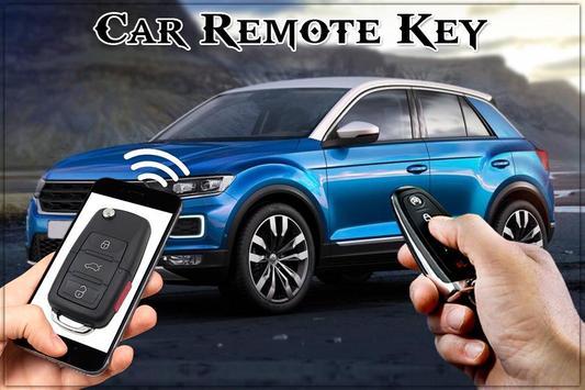 Car Key Lock Remote Simulator poster