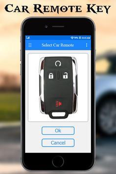 Car Key Lock Remote Simulator screenshot 3