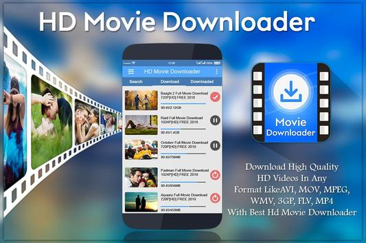 Movie / Video Downloder ( Free ) poster