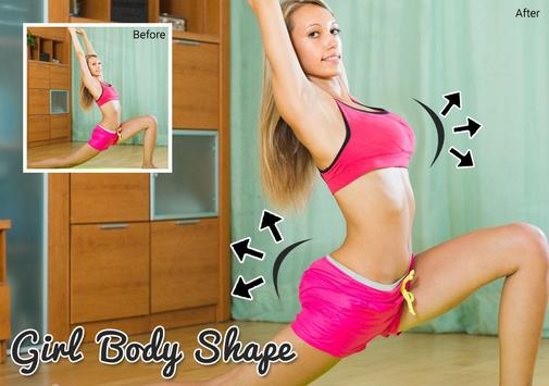 Body Shaping Photo Editor poster
