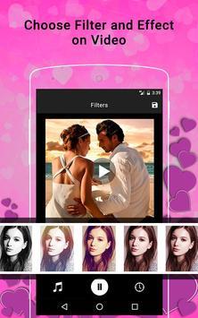 Love Video Maker with Song apk screenshot