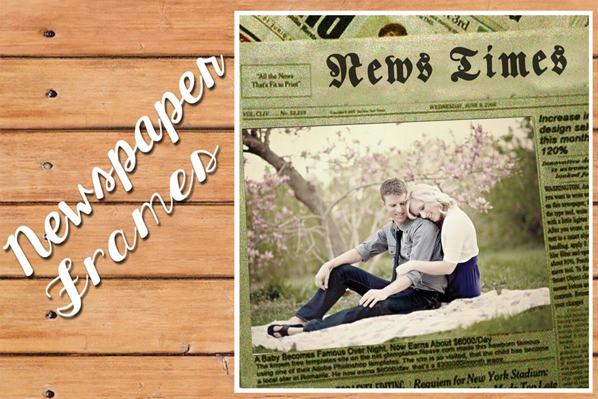 NewsPaper Photo Frame APK Download - Free Photography APP for ...