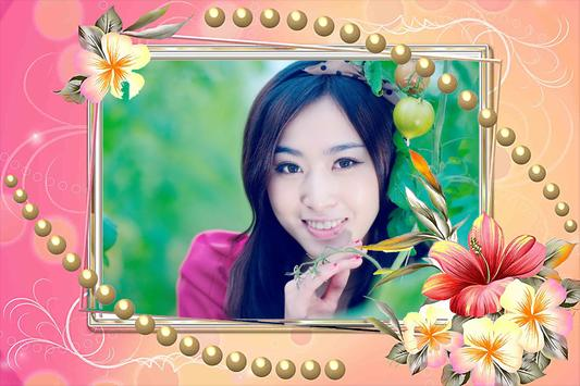 Flower Photo Frame screenshot 3