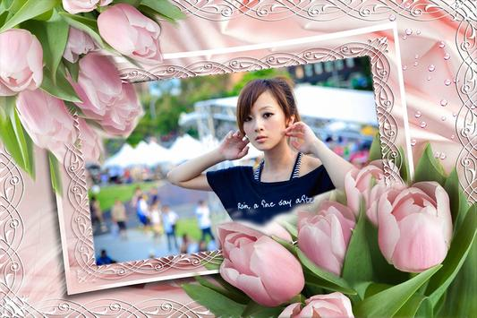 Flower Photo Frame screenshot 6