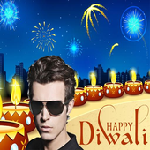 Diwali Photo Frame App Editor 2018 icon