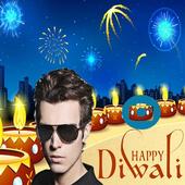 Happy Diwali Wish New Photo Frame App Editor 2018 icon