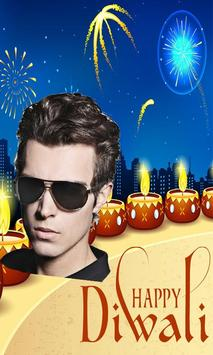 Happy Diwali Wish New Photo Frame App Editor 2018 poster