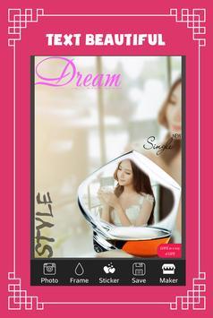 Photo frames Art poster