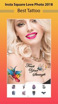 Insta Square Love Photo 2018 poster