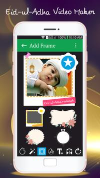 Eid-Al-Adha Video Maker apk screenshot