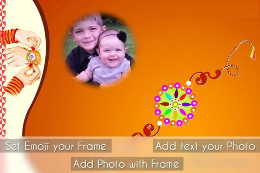 Raksha Bhandhan Photo Frames apk screenshot