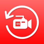 Reverse Video - Reverse Camera icon