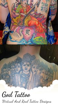 God Tattoo My photo screenshot 7