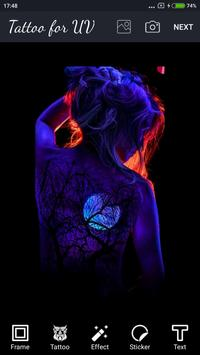 UV Tattoo apk screenshot