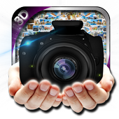 3D International Photography Theme icon