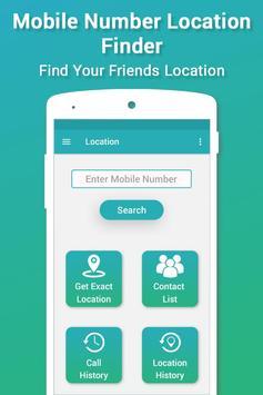 Mobile Number Location Finder & Tracker poster