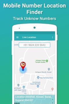 Mobile Number Location Finder & Tracker screenshot 1