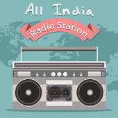 All India AIR News Radio Station icon