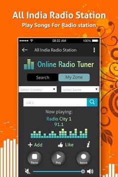 All India AIR News Radio Station screenshot 4