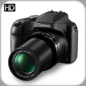 4K Ultra Zoom HD Camera icon