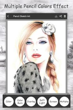 Pencil Sketch Art : Photo Editor apk screenshot