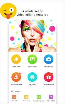 Photo Video Slide show Music Pro screenshot 1