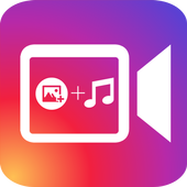 Photo + Music = Video icon