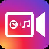 Photo + Music = Video icon