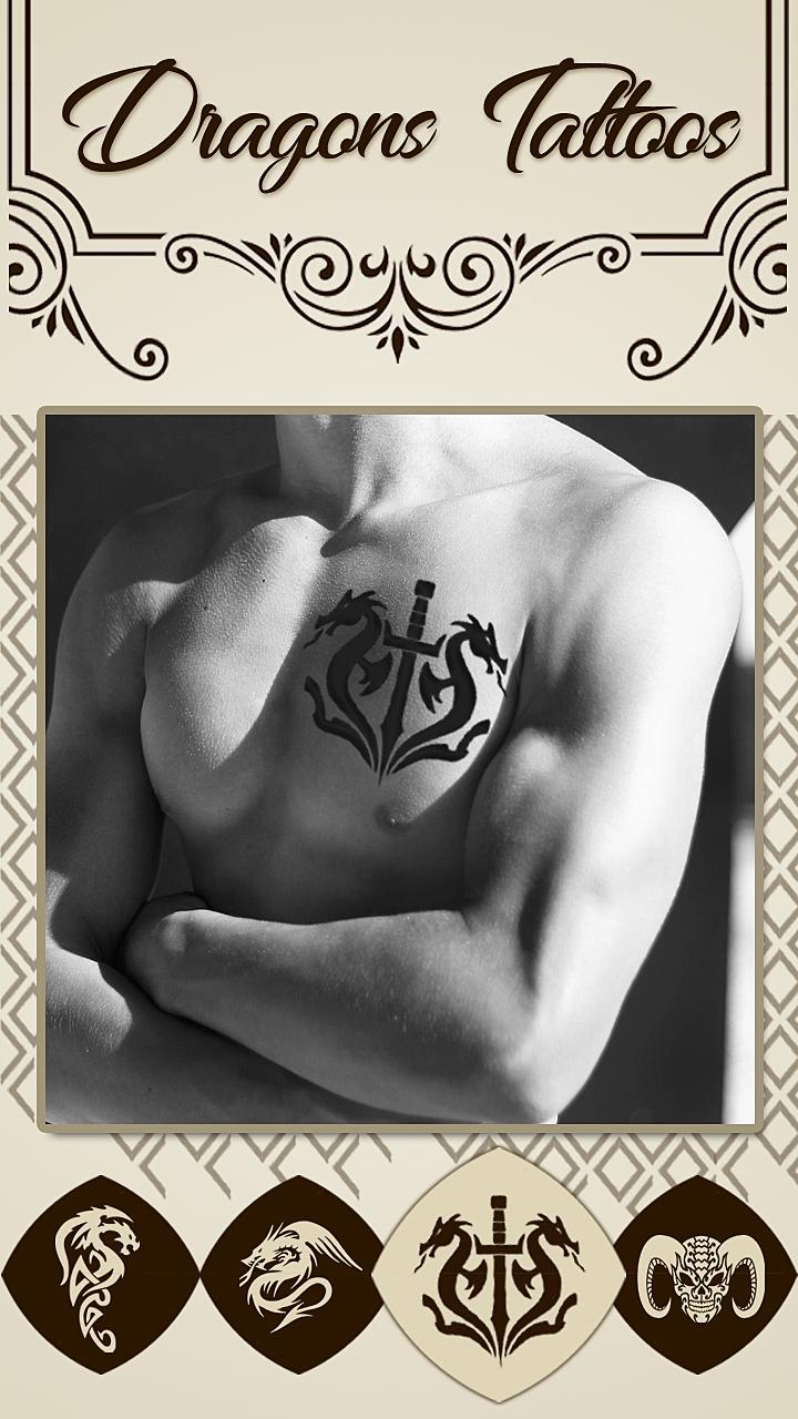 Tattoo Design App Tattoo My Photo Editor For Android Apk