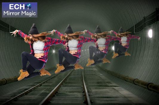 Magic Mirror Camera Effect poster