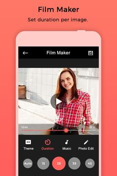 Movie Maker  : Photo Video Maker apk screenshot