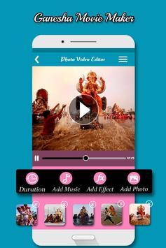 Ganesh Photo Video Maker poster