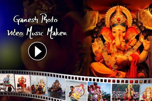 Ganesh Photo Video Maker apk screenshot