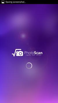 PhotoScan poster