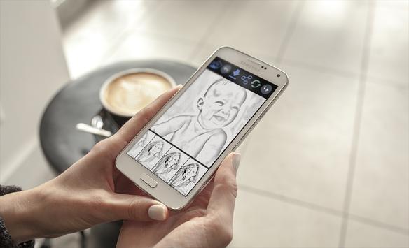 Photo Sketch effect apk screenshot