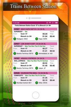 Live Train & PNR Status: Where is My Train? screenshot 3